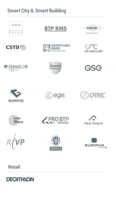 Logos partenaires Scient